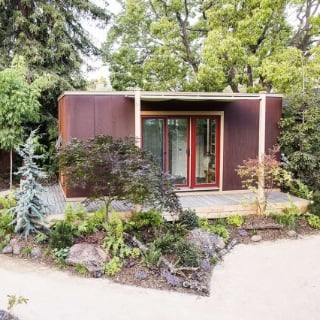 Tiny House Living Under 168 Square Feet