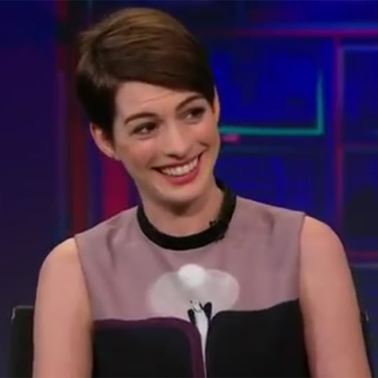 Anne Hathaway Movies On Netflix: Anne Hathaway Talks About Her Les Mis Blooper