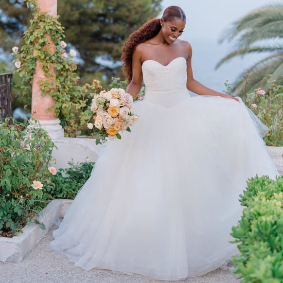 See Issa Rae and Louis Diame's South of France Wedding