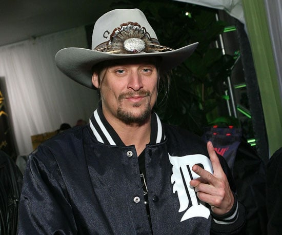 Photo of Kid Rock at the Grammy Awards Gift Lounge