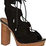 Kg Kurt Geiger Henna Lace Up Sandals ($184)