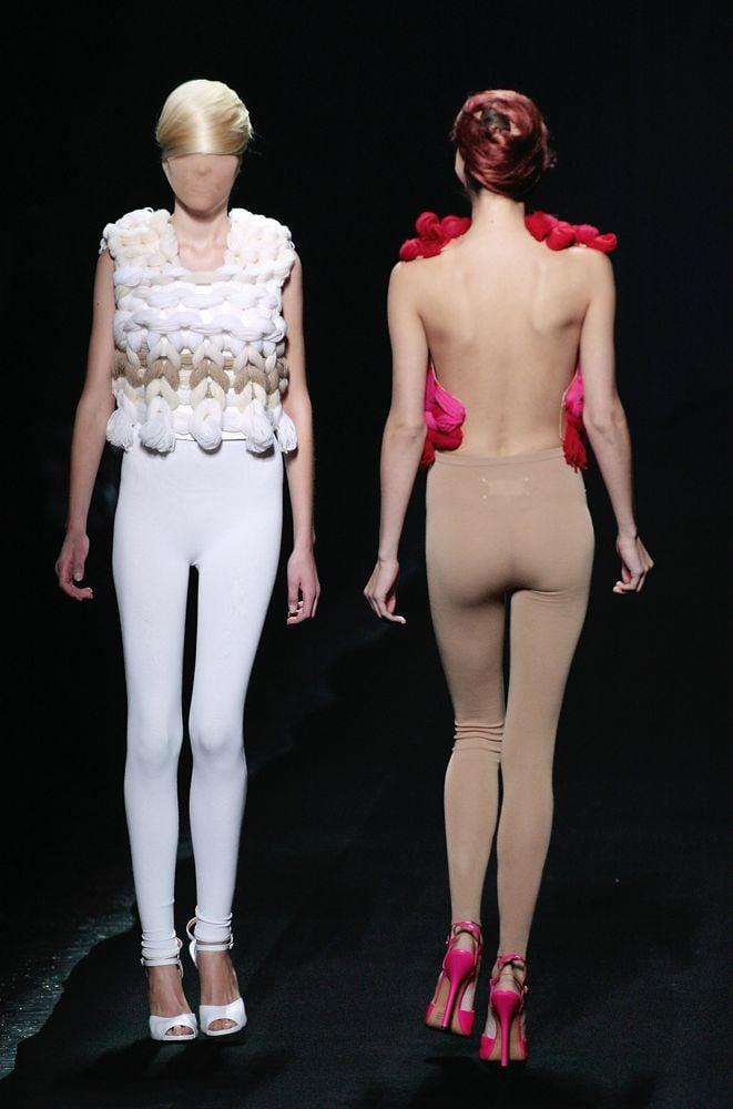 Paris Fashion Week: Maison Martin Margiela Spring 2009