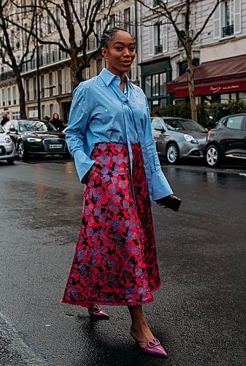 Best Street Style at Paris Fashion Week Autumn 2020