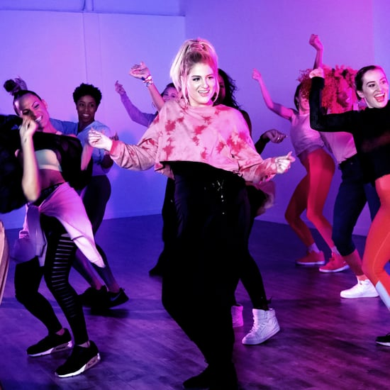 "Meghan Trainor ""No Excuses"" Zumba Choreography Video"