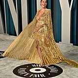 Tracee Ellis Ross at the Vanity Fair Oscars Afterparty