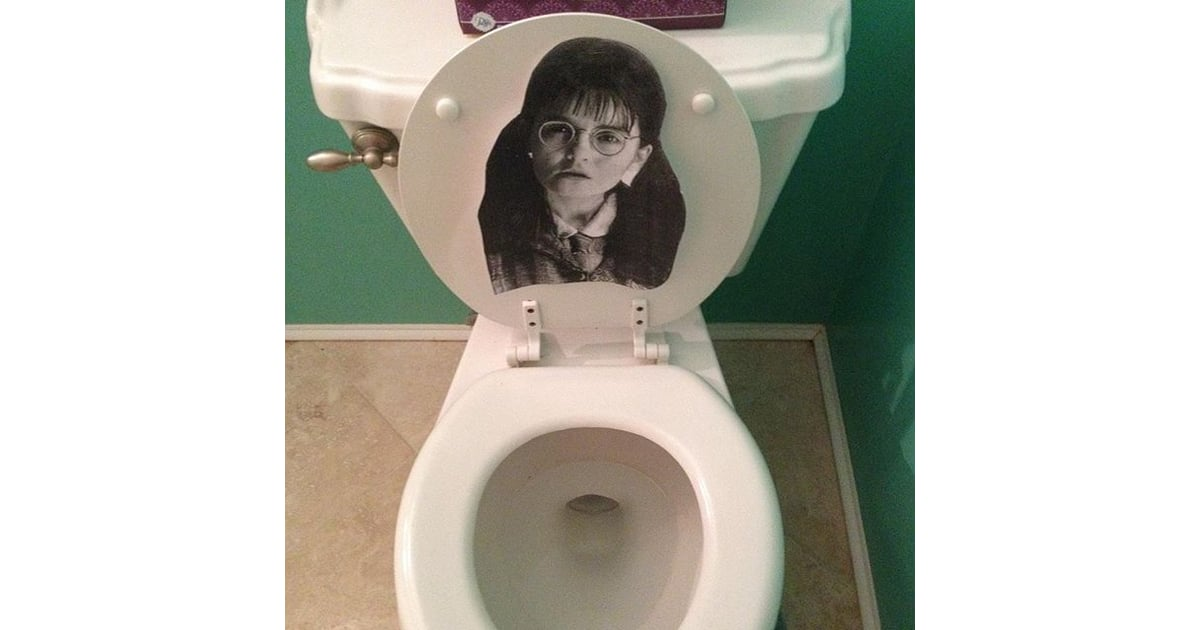 Moaning Myrtle Bathroom Make A Moaning Myrtle Bathroom Buddy Harry Potter Diys