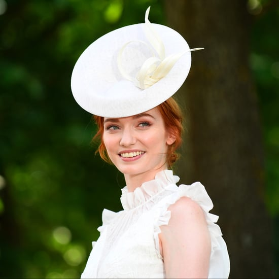 Eleanor Tomlinson at Royal Ascot 2017