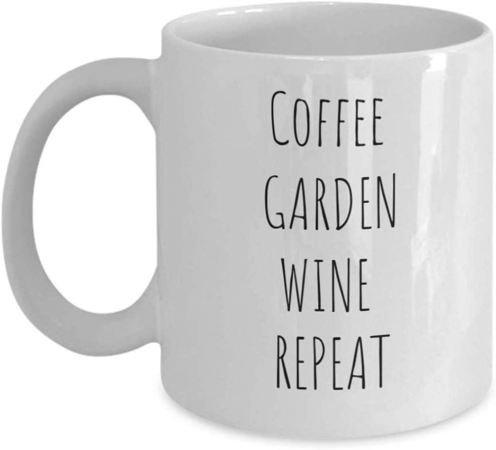 Funny Gardening Coffee Mug