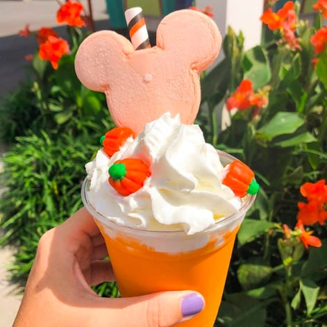 13 Pumpkin Spice Treats You Can Get at Disney This Fall