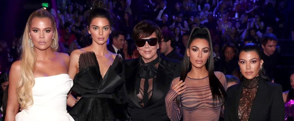 Kim Kardashian's Speech at the 2018 People's Choice Awards