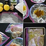 Chicken Freezer Bags