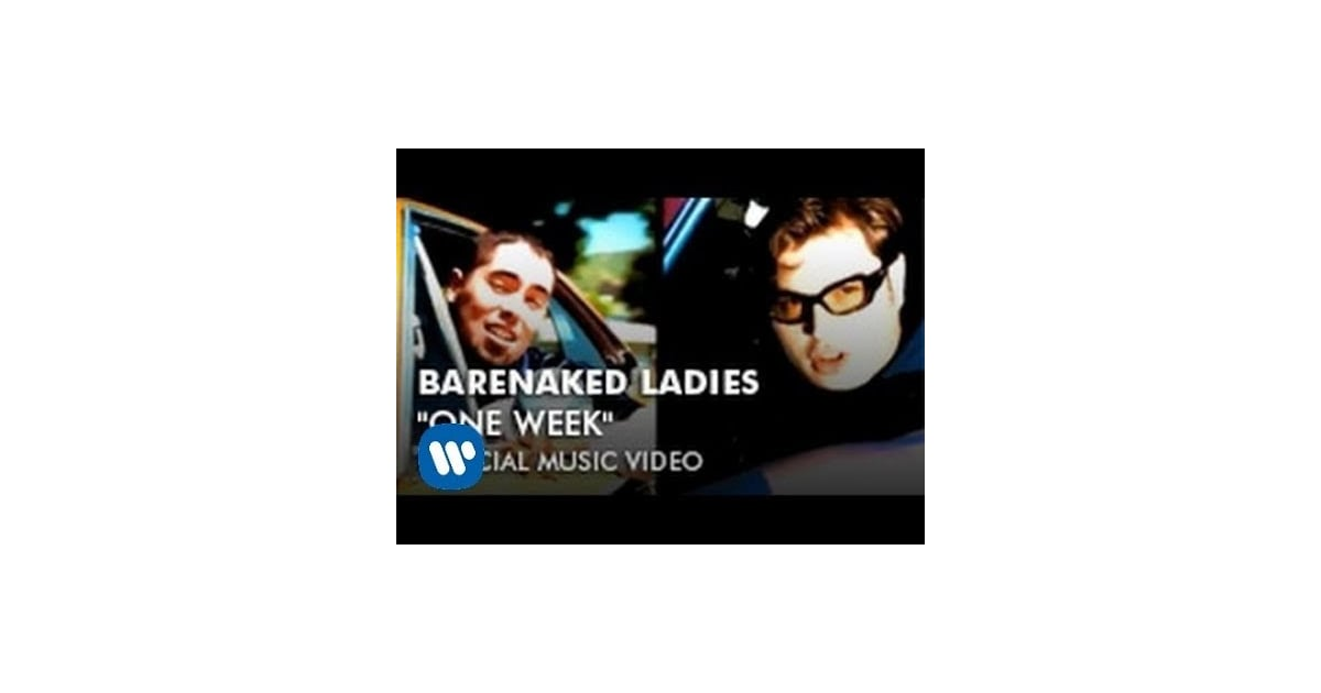 bare naked ladies one week torrent