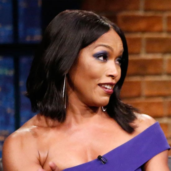 Angela Bassett Talking Lady Gaga and American Horror Story