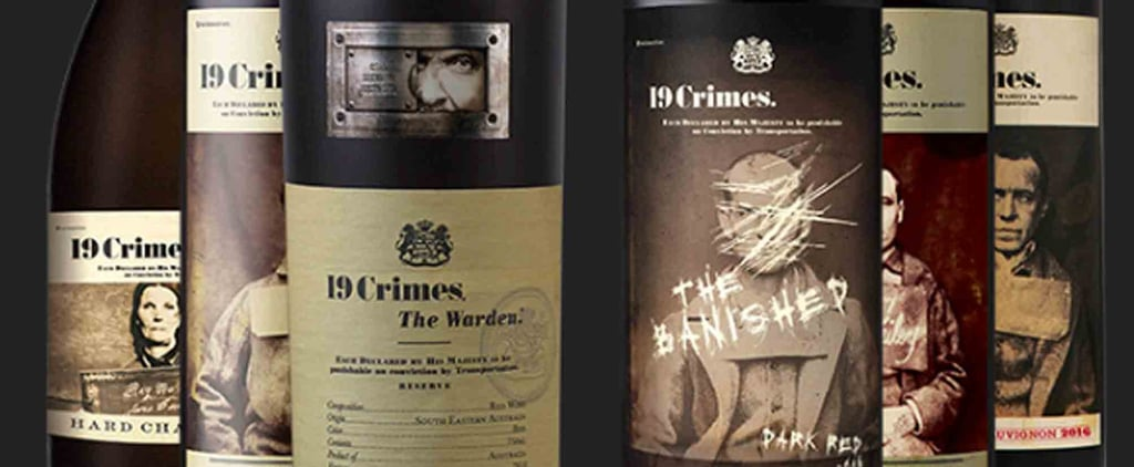 19 Crimes Wine Story