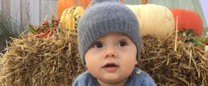 Princess Victoria of Sweden Has a Devilishly Cute Pumpkin on Her Hands This Fall