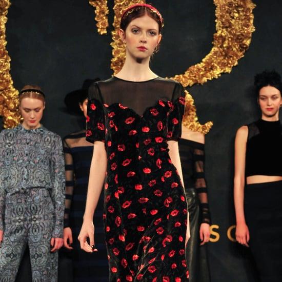 Charlotte Ronson Fall 2014 Runway Show | NY Fashion Week