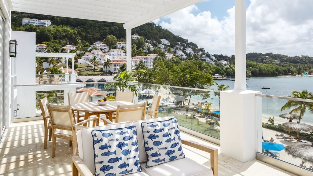 Windjammer Landing Villa Beach Resort, St. Lucia