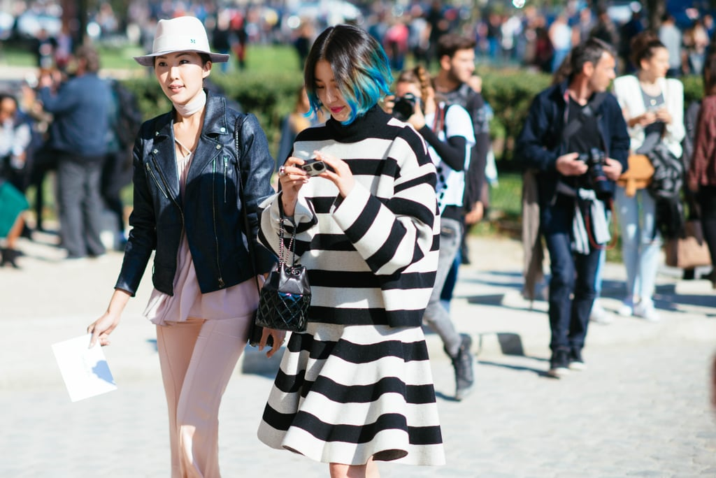 Paris Fashion Week, Day 4