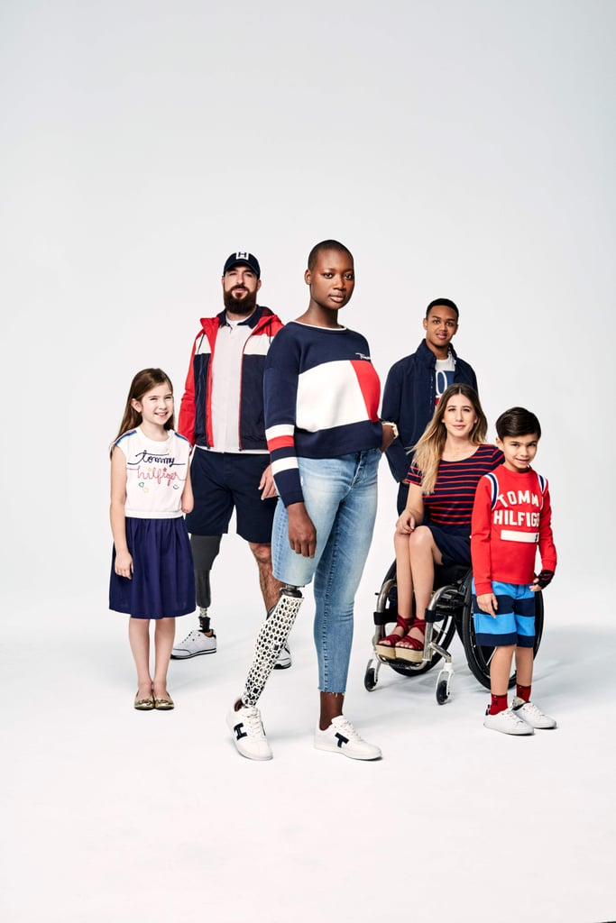 Tommy Hilfiger Adaptive Clothing Campaign Spring 2018