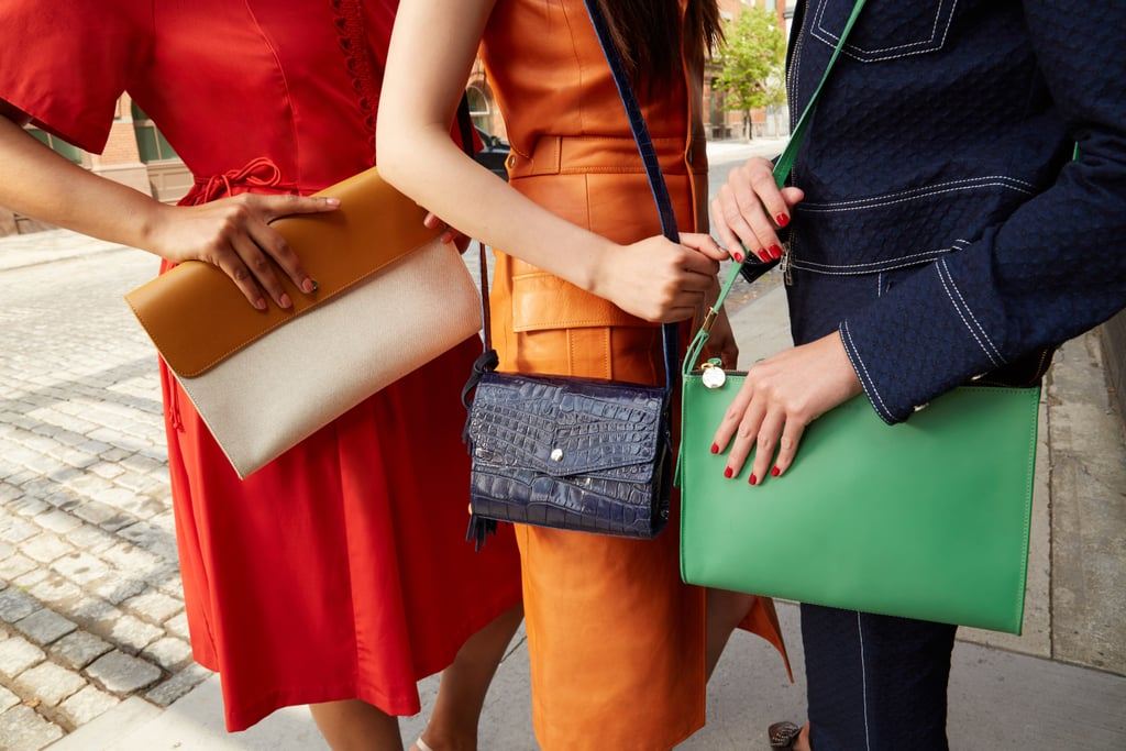 """4. Browse Thrift Shops For Unexpected Designer Finds: If you're not a regular thrifter, it's time to start. Consignment shops are the secret to scoring vintage finds and inexpensive clothing when you're on a budget. You never know what you'll discover, which is the fun part of the hunt. 5. Save Up Your Money For That One Special Piece: We recommend always going for those classic pieces you know will never go out of style. Whether it be a Louis Vuitton bag or Chanel shoes, instead of spending money on cheaper replicas or """"fakes,"""" save your paychecks for the real deal. 6. Don't be Afraid to Test Out Trends: You're young, so experiment with different styles until you find one that suits you. Love gingham print? Wear it. Rock a cold-shoulder top just because you can. Most importantly, make the trends your own."""