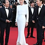 Steven Yeun, Tilda Swinton, and Paul Dano