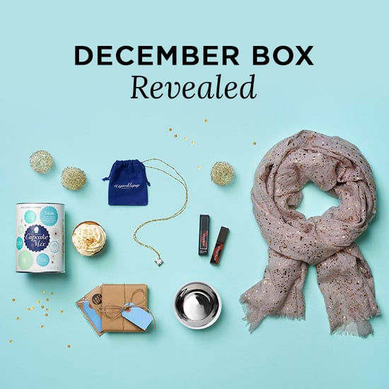 POPSUGAR Must Have Box December 2014 Reveal Contents