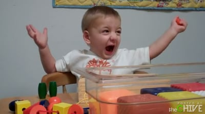 (VIDEO) 2-year-old Hears Mother's Voice for the First Time