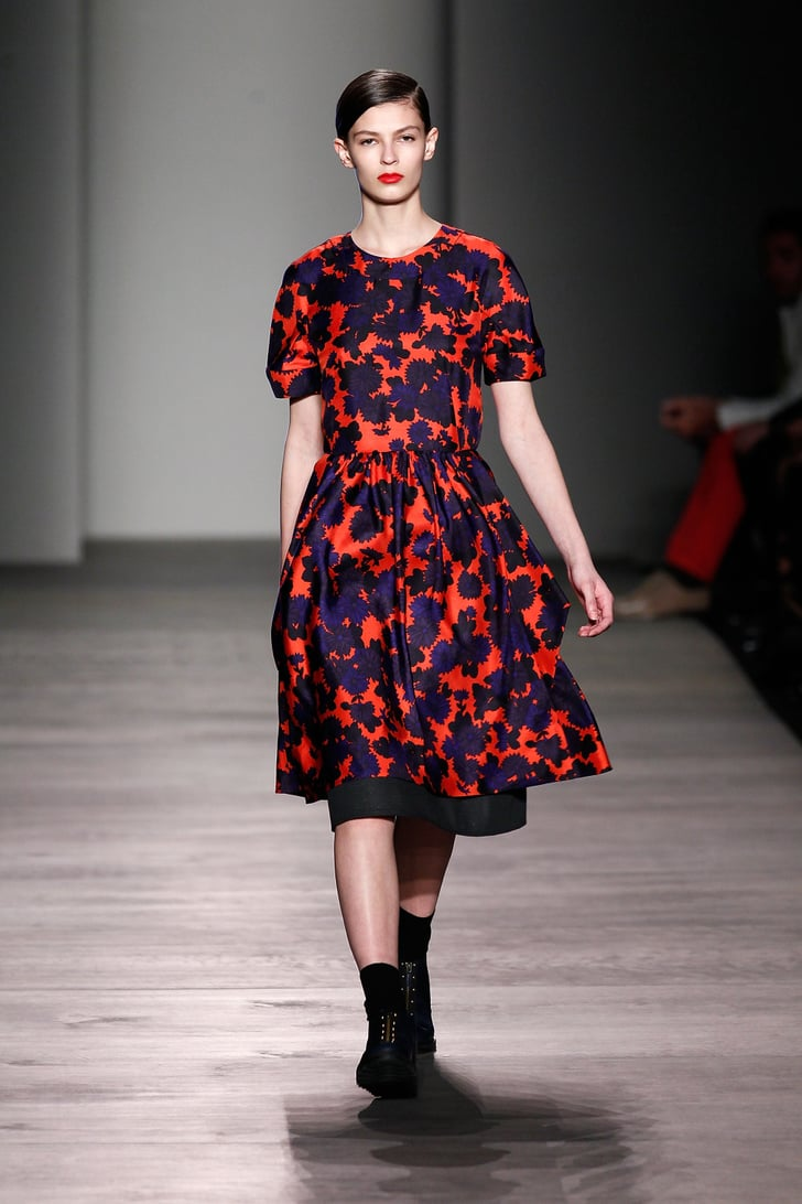 2012 Fall 2013 Winter Nail Polish Trends: Marc By Marc Jacobs Runway 2012 Fall