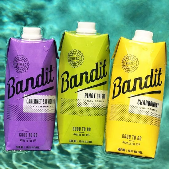 Bandit Wines Juice Boxes