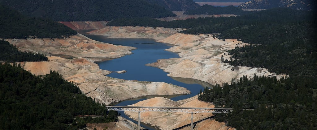 Before and After Photos of California's Drought Are Staggering to See