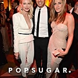 Naomi Watts, Justin Theroux, and Jennifer Aniston