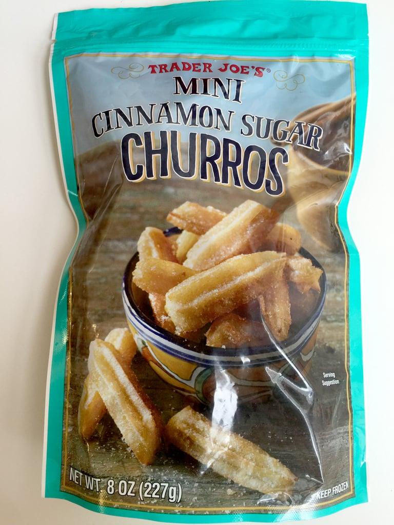 Pick Up: Mini Cinnamon Sugar Churros ($4)