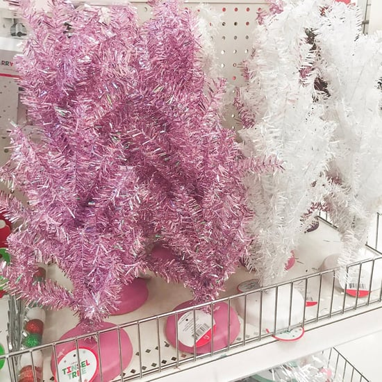 Target Is Selling Mini Pink Christmas Trees For Just $3