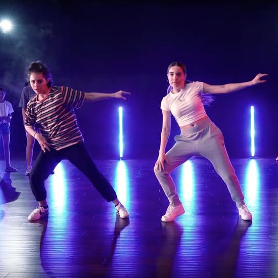"""Ed Sheeran """"Cross Me"""" Dance Video"""