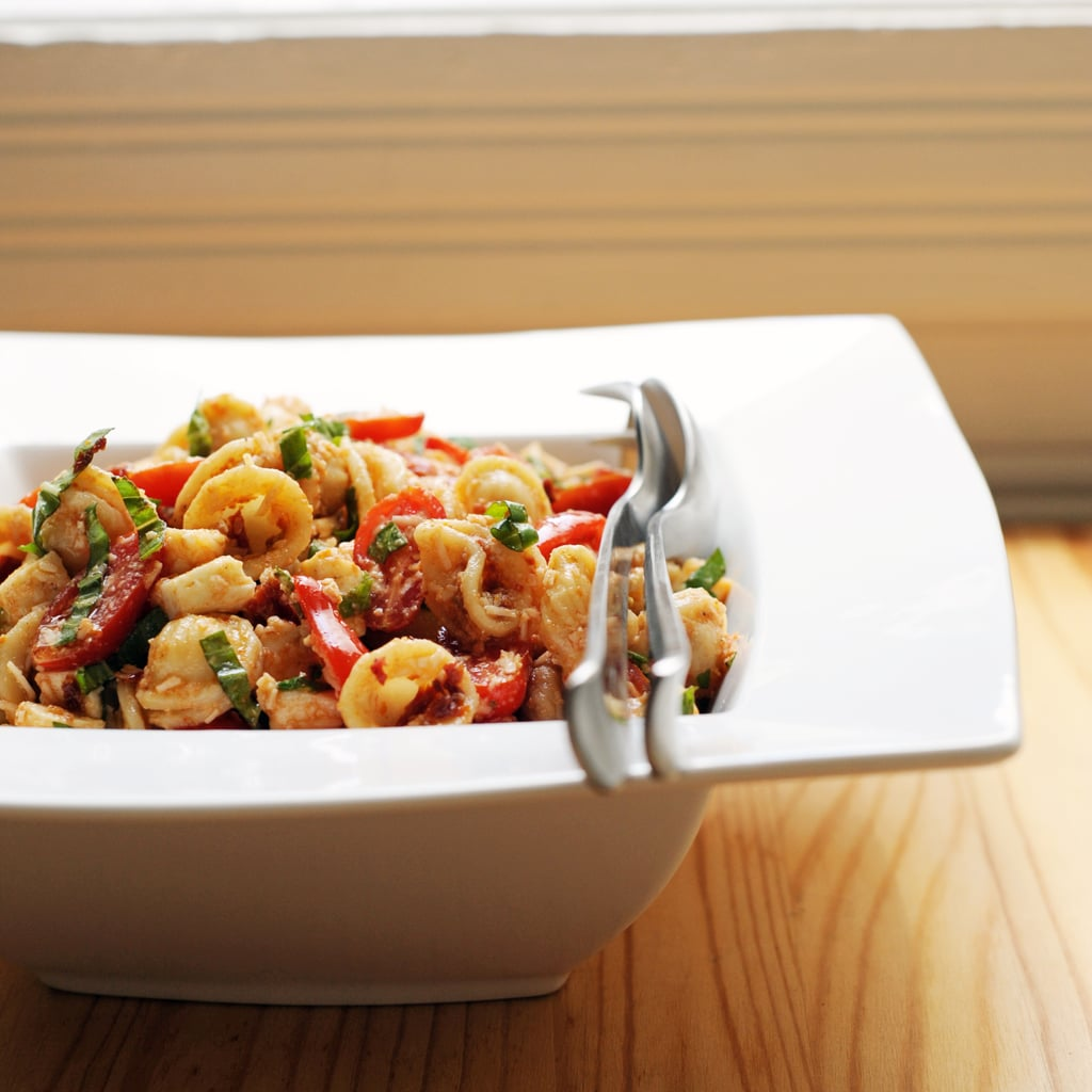 Sun Dried Tomato Salad Vegetarian Work Lunch Recipes