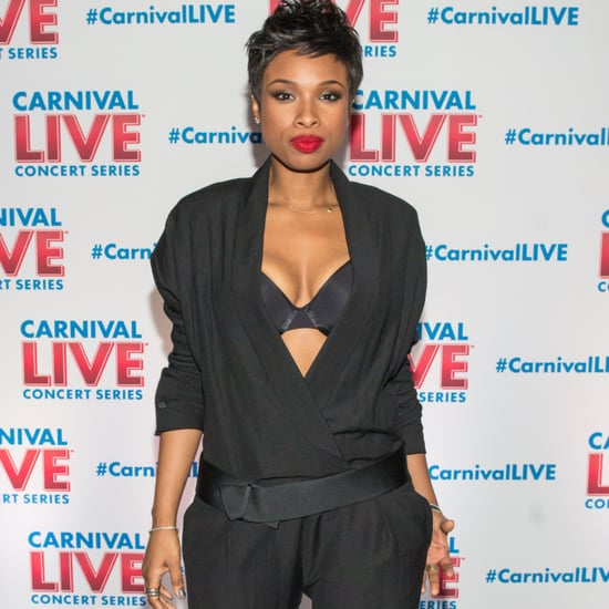 Did Jennifer Hudson Miss a Button?