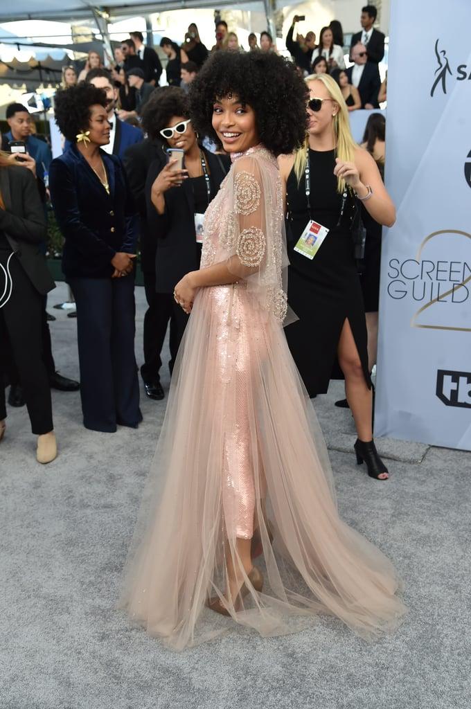 SAG Awards Best Dressed 2019