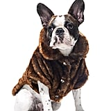 Frontgate Faux-Fur Pet Jacket