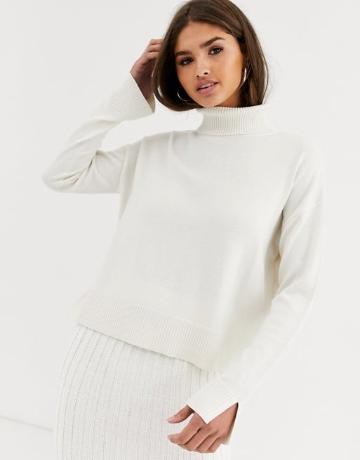 Micha Lounge Luxe Rollneck Sweater