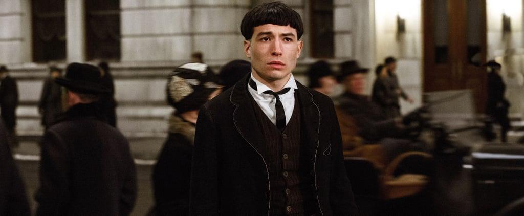 What Movies Has Ezra Miller Been In