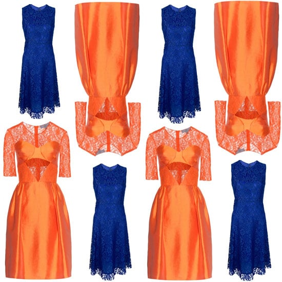 Top Ten Coloured Lace Dresses To Buy Online Now at Lover the Label, Witchery, Zimmermann, Mulberry & more!
