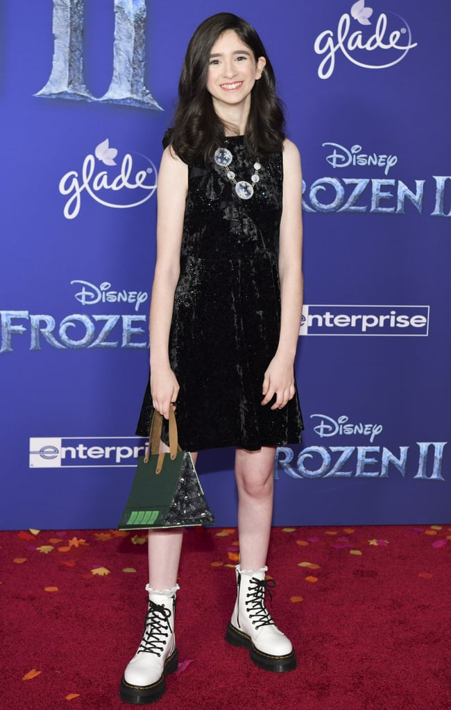 Maeve Press at the Frozen 2 Premiere in Los Angeles