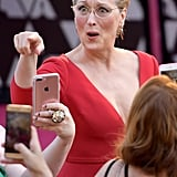 Pictured: Meryl Streep