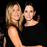 Best Friends Courteney and Jennifer