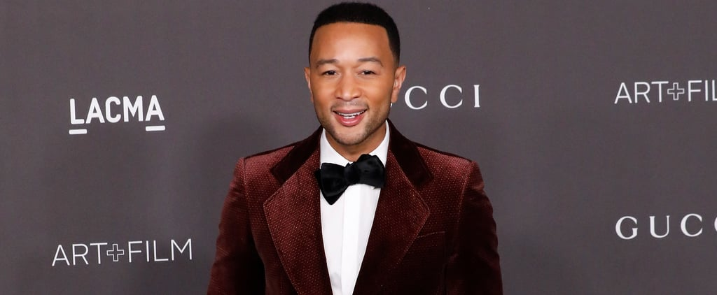 John Legend Is People's Sexiest Man Alive 2019