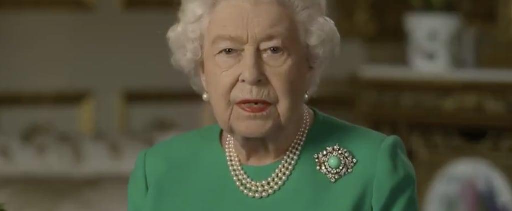 Queen Elizabeth II Addresses Coronavirus in Televised Speech