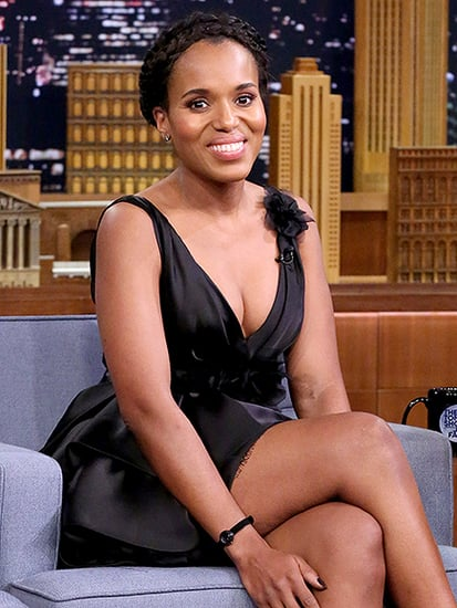 Kerry Washington's Emmys Hairstyle 'Has To Be Very Special' Says Her Pro
