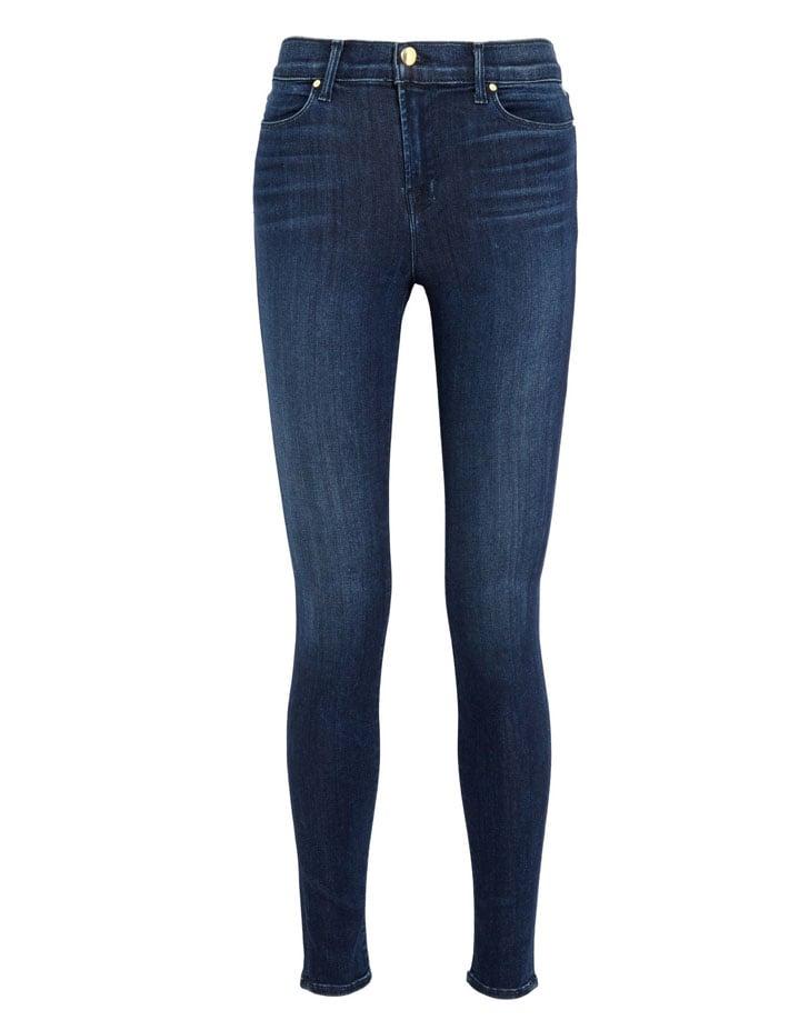 J Brand 'Maria' High-Rise Skinny Jeans ($230)