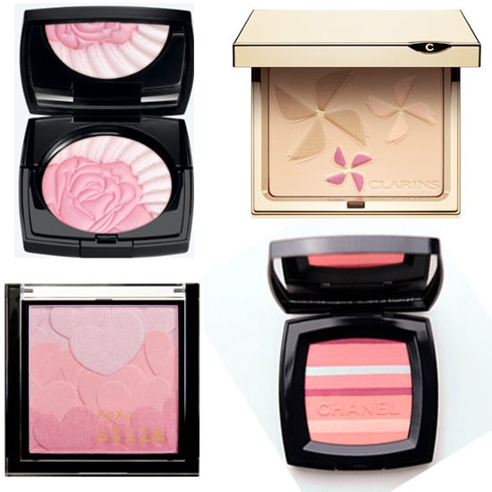 Spring 2012 Makeup Palettes from Chanel, Stila, Lancome and Clarins