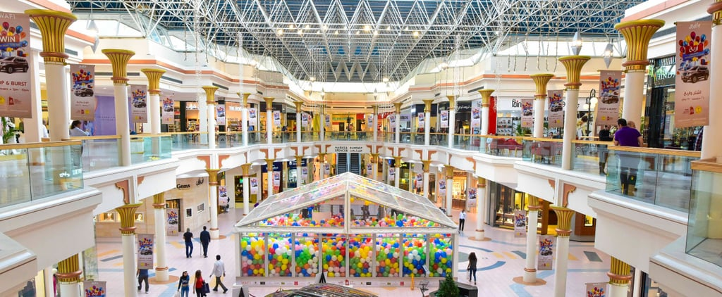 This Balloon House in Dubai Is Making Shopping More Theraputic Than Usual